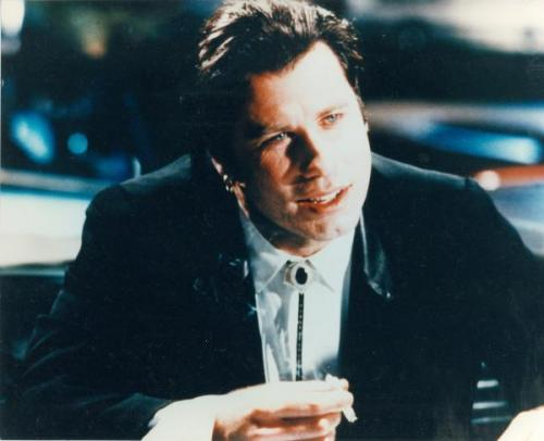 John Travolta 8x10 Photo (Pulp Fiction) Image #1