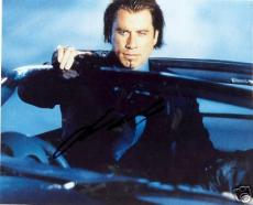 John  Travolta   Actor   Signed 8x10  Photo