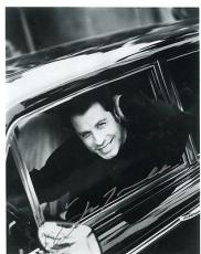 John Travolta  Actor    Signed Autographed 8x10  Photo  B/w