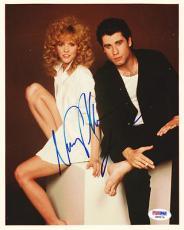 John Travolta & Allen Autographed Signed 8x10 Photo Blow Out PSA/DNA #Q88574