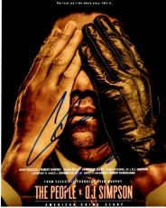John Travolta and Cuba Gooding Jr Signed - Autographed The People vs O.J. Simpson 8x10 inch Photo - Guaranteed to pass PSA or JSA - Robert Shapiro
