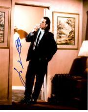 John Travolta Autographed 11x14 Pulp Fiction Photo AFTAL UACC RD COA