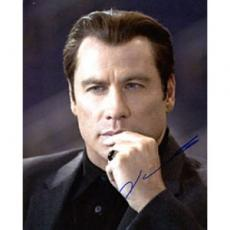 John Travolta Autographed 8x10 Photo