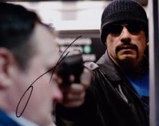 John Travolta Autographed PELHAM 123 8x10 Photo