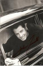 John Travolta autographed Photograph