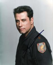 "JOHN TRAVOLTA ""BROKEN ARROW  Signed Color 8x10 Photo"