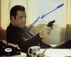 John Travolta Get Shorty Signed 8X10 Photo Autographed PSA/DNA #U25588