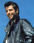 John Travolta Grease Signed 11x14 Photo Autographed BAS #D17549