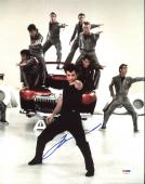 John Travolta Grease Signed 11X14 Photo Autographed PSA/DNA #AC97541
