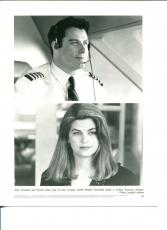 John Travolta Kirstie Alley Look Who's Talking Now Original Press Movie Photo