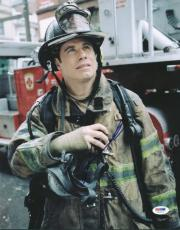 John Travolta Ladder 49 Signed 11X14 Photo Autographed PSA/DNA #U52833