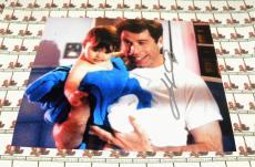 John Travolta (LOOK WHO'S TALKING) Autographed 8x10 Photo