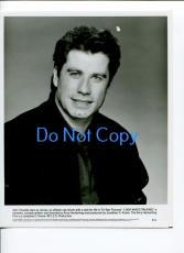 John Travolta Look Who's Talking Original Press Glossy Movie Still Photo