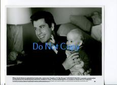 John Travolta Look Who's Talking Original Press Movie Still Photo