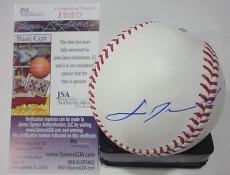 John Travolta Movie Legend Jsa Coa Signed Autographed Major League Baseball Rare