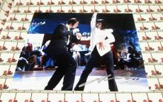 John Travolta (PULP FICTION) Autographed 8x10 Photo