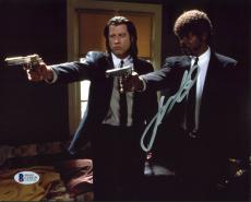 John Travolta Pulp Fiction Signed 8X10 Photo Autographed BAS #C19219