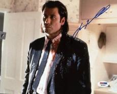John Travolta Pulp Fiction Signed 8X10 Photo PSA/DNA #W25957