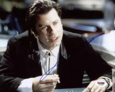 John Travolta Pulp Fiction Signed 8X10 Photo PSA/DNA #W79489