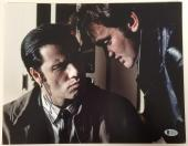 JOHN TRAVOLTA Signed 11x14 Photo Auto PULP FICTION ~ Beckett BAS COA