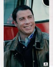 John Travolta Signed 8X10 Photo Autograph Ladder 49 Grease GV550643