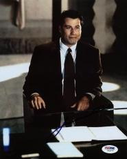 John Travolta Signed 8X10 Photo Autographed PSA/DNA #Y14777