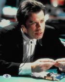 John Travolta Signed 8x10 Photo BAS Beckett COA Pulp Fiction Picture Autograph 1