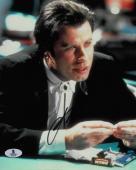 John Travolta Signed 8x10 Photo BAS Beckett COA Pulp Fiction Picture Autograph 2