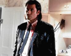 John Travolta Signed 8x10 Photo BAS Beckett COA Pulp Fiction Picture Autograph 4