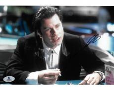 John Travolta Signed 8x10 Photo BAS Beckett COA Pulp Fiction Picture Autograph 5