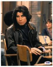 John Travolta Signed Authentic Autographed 8x10 Photo (PSA/DNA) #H60292