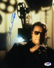 JOHN TRAVOLTA SIGNED AUTOGRAPHED 8x10 PHOTO CHILI PALMER GET SHORTY PSA/DNA