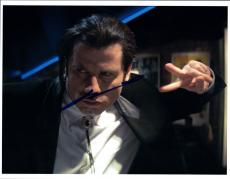 John Travolta Signed Autographed 8x10 Photo Grease Pulp Fiction COA VD