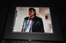 John Travolta Signed Framed 11x14 Photo JSA Pulp Fiction