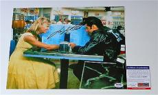 John Travolta Signed Grease 11x14 Photo Psa Coa V28807