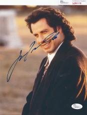John Travolta signed Michael movie 8x10 photo JSA Authenticated M84018