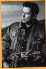 John Travolta-signed photo-29 abcx