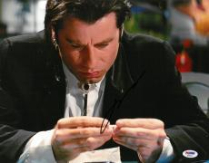 John Travolta Signed Pulp Fiction Autographed 11x14 Photo PSA/DNA #AB92570
