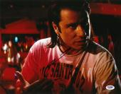 John Travolta Signed Pulp Fiction Autographed 11x14 Photo PSA/DNA #AB92577