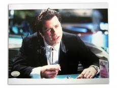 John Travolta Signed Pulp Fiction Autographed 8x10 Photo (PSA/DNA) #J64546