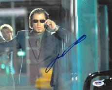 John Travolta Signed Swordfish Authentic Autographed 8x10 Photo PSA/DNA #U26568