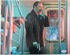 John Travolta Signed Taking of Pelham Autographed 11x14 Photo (PSA/DNA) #S20581