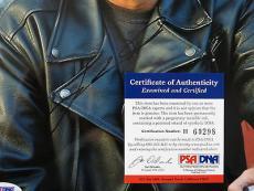 John Travolta Signed Wild Hogs Authentic Autographed 8x10 Photo PSA/DNA #H602298