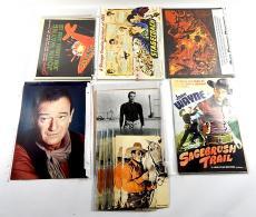 John Wayne Ephemera Lot ^ Repro Movie Posters Lobby Cards Photos