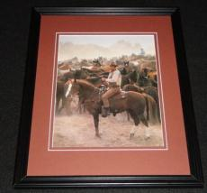 John Wayne Framed 8x10 Poster Photo