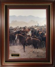John Wayne - The Undefeated Fine Art Original Photograph Fra