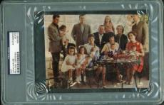 John Wayne Signed Autographed 3x6 Family Photograph PSA/DNA Authentic