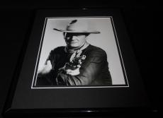 John Wayne The Duke Framed 8x10 Photo Poster