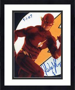John Wesley Shipp The Flash  Signed Autographed 8x10 Photo W/ Coa