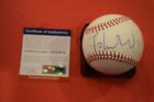 John Williams Composer Signed Autographed MLB Baseball Star Wars PSA/DNA COA